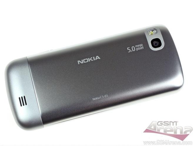 Nhìn lại Nokia C3-01 và X3-02 Touch and Type: làm mờ ranh giới giữa smartphone và điện thoại cơ bản - Ảnh 5.