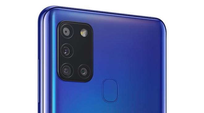 Samsung ra mắt Galaxy A21s: 4 camera sau 48MP, pin 5000mAh, giá từ 5.1 triệu đồng - Ảnh 2.