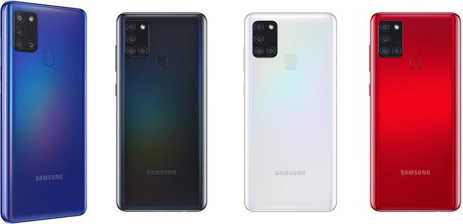 Samsung ra mắt Galaxy A21s: 4 camera sau 48MP, pin 5000mAh, giá từ 5.1 triệu đồng - Ảnh 3.