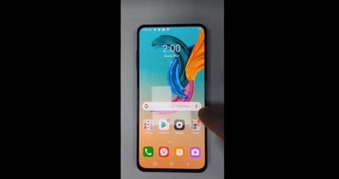 VinSmart sắp ra mắt smartphone có camera ẩn dưới màn hình, chip Snapdragon 768G, giá bán dưới 10 triệu đồng? - Ảnh 1.