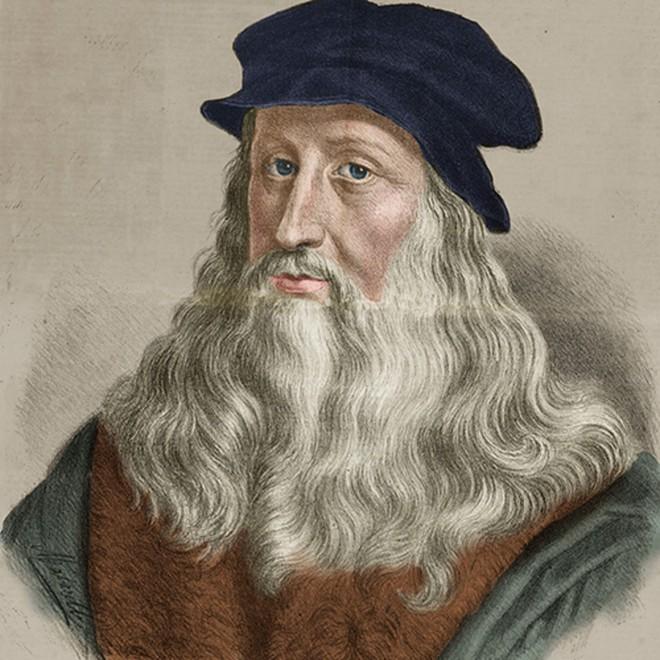 Những phát minh thể hiện trí tuệ siêu phàm của Leonardo da Vinci - Ảnh 2.