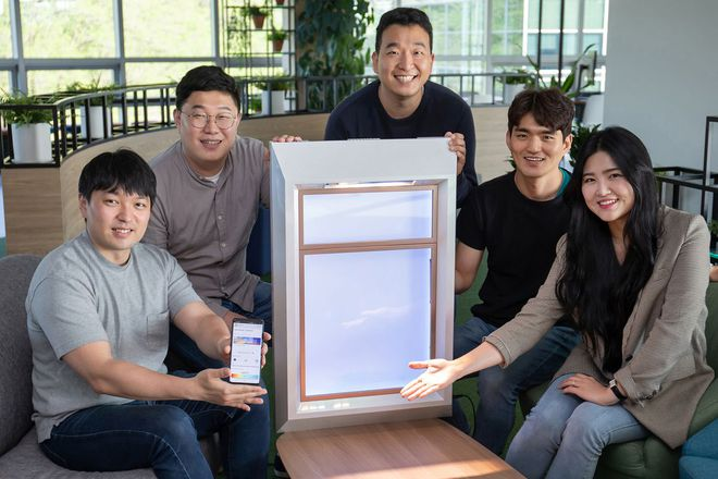 Startup do Samsung hậu thuẫn phát triển cửa sổ tạo ra ánh Mặt Trời nhân tạo, nằm nhà cũng có thể tổng hợp vitamin D - Ảnh 1.