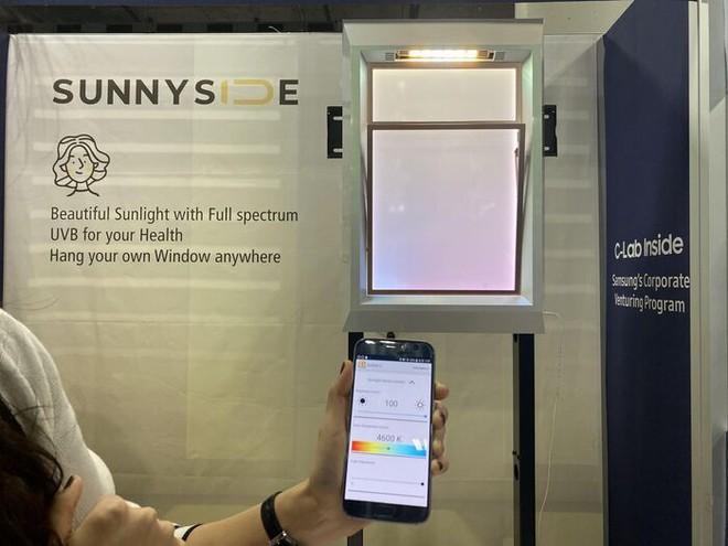 Startup do Samsung hậu thuẫn phát triển cửa sổ tạo ra ánh Mặt Trời nhân tạo, nằm nhà cũng có thể tổng hợp vitamin D - Ảnh 3.
