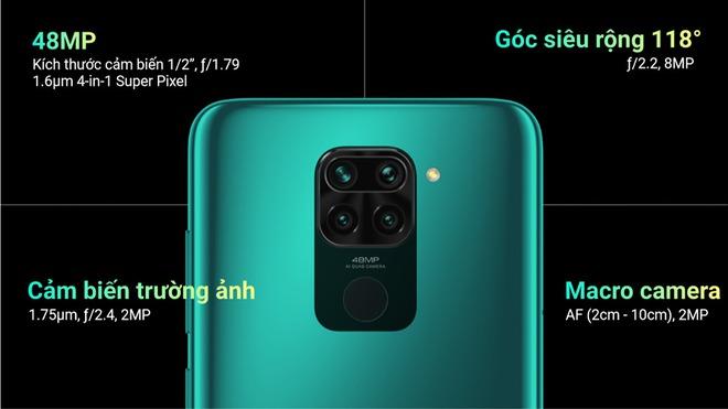 Redmi Note 9 và Redmi Note 9 Pro ra mắt tại Việt Nam: Màn hình đục lỗ, 4 camera, giá từ 3.99 triệu đồng - Ảnh 5.