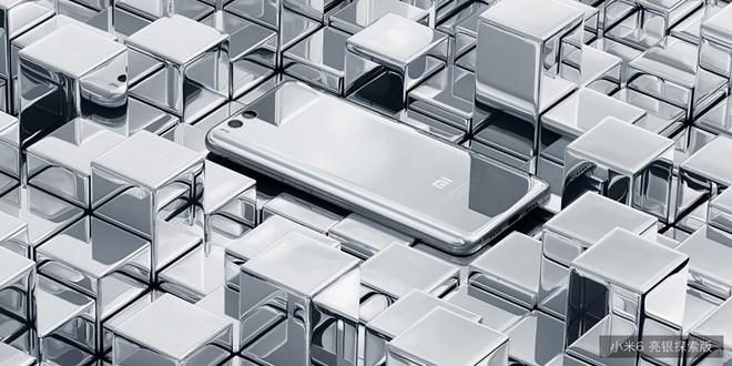 Xiaomi Mi 6 Silver Edition và nguyên mẫu thử nghiệm Mi 7 được đem ra đấu giá với mức giá lên tới hơn 3 tỷ đồng - Ảnh 1.