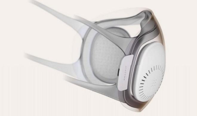 Khẩu trang tự khử trùng Amazfit Aeri, hỗ trợ mở khóa smartphone bằng khuôn mặt ngay cả khi đeo khẩu trang - Ảnh 2.