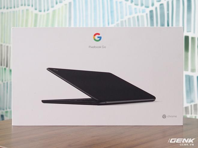 Trải nghiệm nhanh Google Pixelbook Go: Đơn giản, nhẹ, phím gõ êm, giá cần cân nhắc - Ảnh 1.