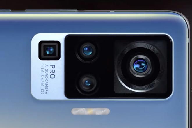Vivo nhá hàng smartphone flagship có camera sau siêu to, ống kính tiềm vọng, chống rung cực khủng như dùng gimbal - Ảnh 1.