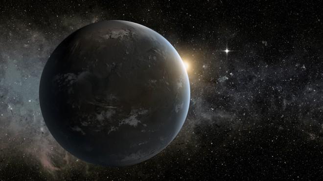 Tận dụng sự kiện siêu hiếm gặp trong vũ trụ, phát hiện siêu Trái Đất nằm cách xa 25.000 năm ánh sáng - Ảnh 1.