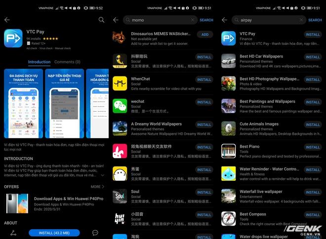 Cuộc sống với một chiếc smartphone không có Google (P1): AppGallery có đủ tốt để từ bỏ Play Store? - Ảnh 10.
