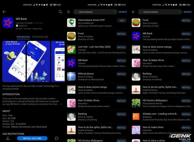 Cuộc sống với một chiếc smartphone không có Google (P1): AppGallery có đủ tốt để từ bỏ Play Store? - Ảnh 9.