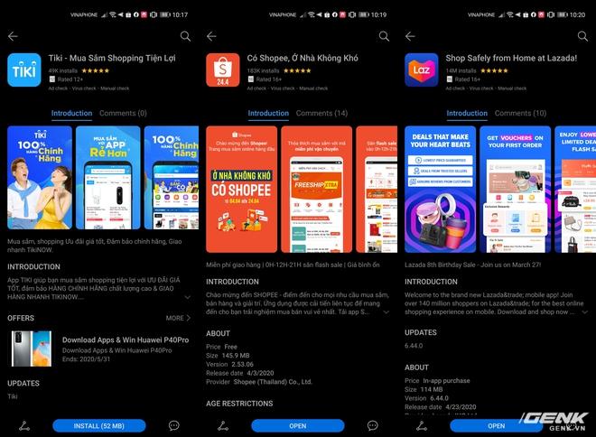 Cuộc sống với một chiếc smartphone không có Google (P1): AppGallery có đủ tốt để từ bỏ Play Store? - Ảnh 11.