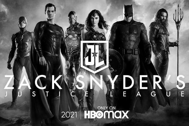 Tin vui cho fan DC: Justice League phiên bản của Zack Snyder sẽ chính thức ra mắt vào năm 2021 - Ảnh 1.