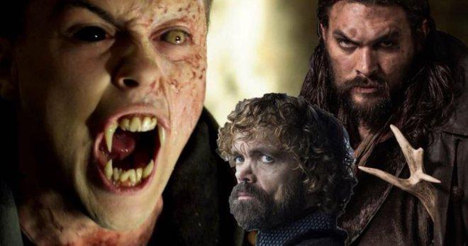 """Hậu Game of Thrones, """"Khal Drogo"""" và """"Quỷ Lùn"""" rủ nhau đi đóng phim Ma cà rồng - Ảnh 1."""