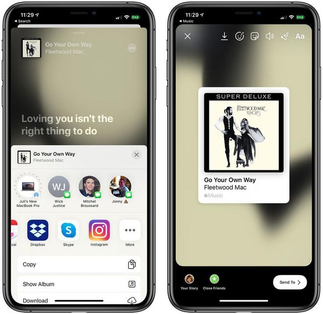 iOS 13.5 chính thức: Phát hiện phơi nhiễm COVID-19, mở khóa iPhone dễ hơn khi đeo khẩu trang - Ảnh 4.