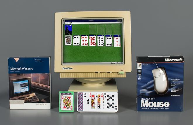 Hôm nay, trò chơi bài huyền thoại Microsoft Solitaire tròn 30 tuổi và vẫn đang có 35 triệu người chơi mỗi tháng - Ảnh 1.