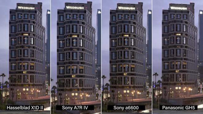 So sánh chất lượng của những loại cảm biến máy ảnh, liệu càng to thì càng tốt? - Ảnh 3.