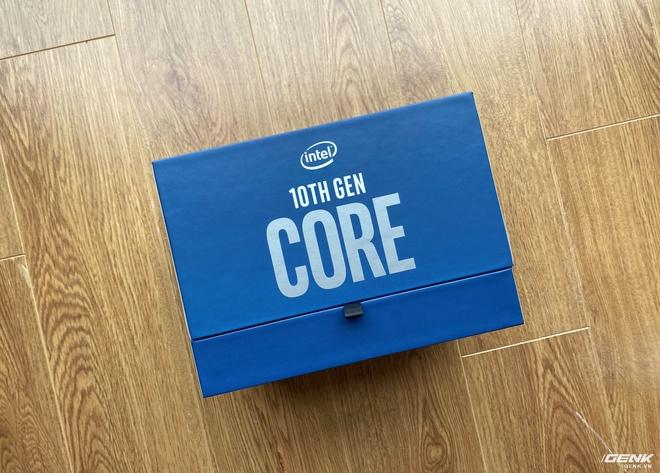 Đánh giá Intel Core i9-10900K: Xứng danh CPU chơi game tốt nhất thị trường - Ảnh 1.