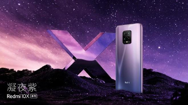 Xiaomi Redmi 10X và 10X Pro ra mắt: Smartphone 5G rẻ nhất thế giới, chip Dimensity 820 siêu khủng trong phân khúc tầm trung - Ảnh 1.