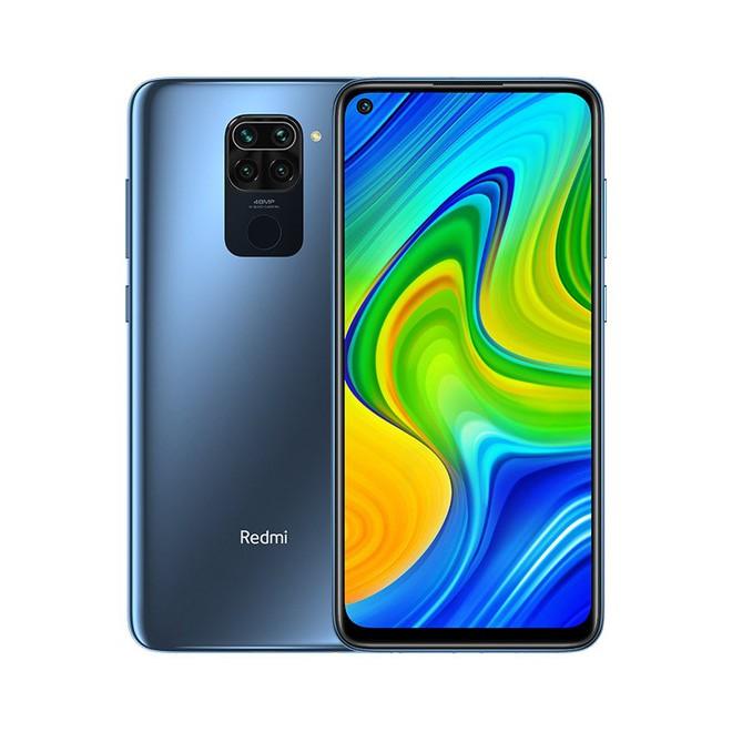 Redmi 10X 4G ra mắt: Helio G85, cụm 4 camera chính, pin 5020mAh, giá chỉ từ 3.2 triệu đồng - Ảnh 1.