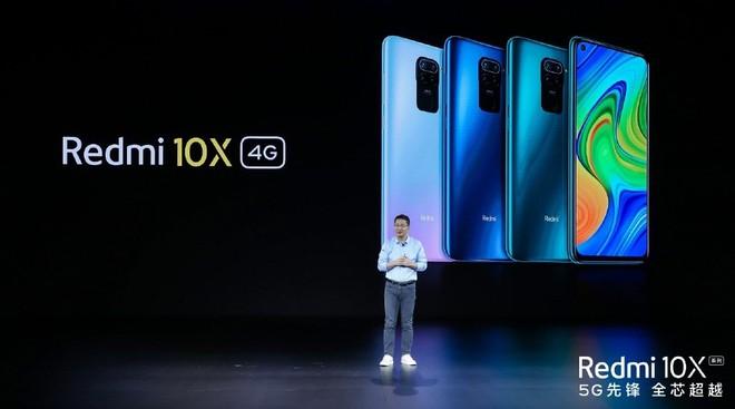 Redmi 10X 4G ra mắt: Helio G85, cụm 4 camera chính, pin 5020mAh, giá chỉ từ 3.2 triệu đồng - Ảnh 2.