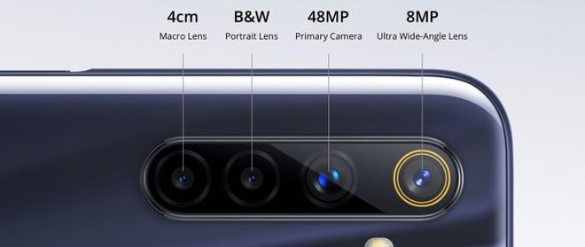 Realme 6s ra mắt: Helio G90T, 4 camera 48MP, pin 4300mAh, giá 5.1 triệu đồng - Ảnh 3.