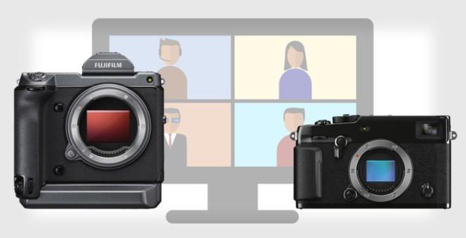 Sau Canon đến Fujifilm phát hành phần mềm để dùng máy ảnh của họ làm webcam - Ảnh 1.