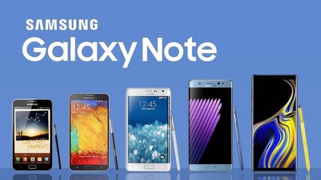Sự thành công của dòng Galaxy Note chính là lý do bạn nên chọn Galaxy Fold 2 thay vì Note20 - Ảnh 2.