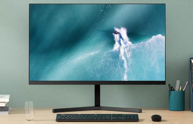 Xiaomi ra mắt màn hình Redmi Display 1A: 24 inch viền siêu mỏng, IPS, giá chỉ 1.6 triệu đồng - Ảnh 1.