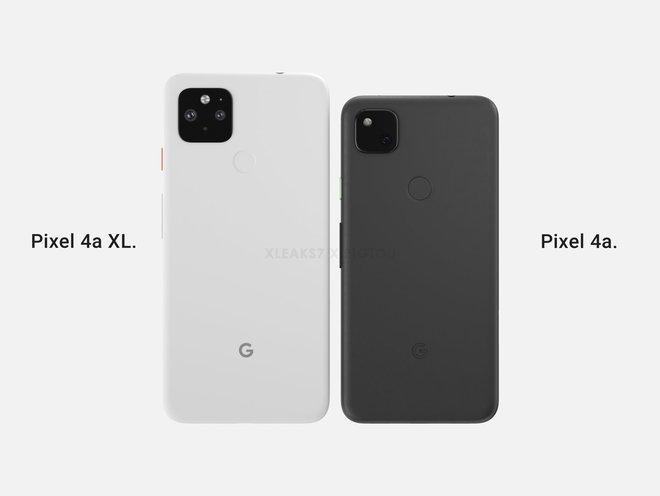 Đây có phải Pixel 4a XL chưa ra mắt đã bị khai tử: Màn hình đục lỗ, camera kép hình vuông? - Ảnh 2.