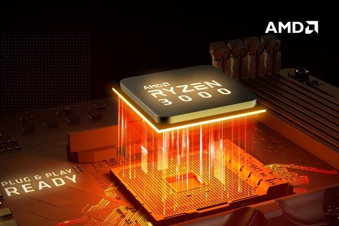 Doanh số ấn tượng của Ryzen 3000 và 4000 giúp thu nhập của cổ đông AMD tăng đến 14 lần - Ảnh 1.