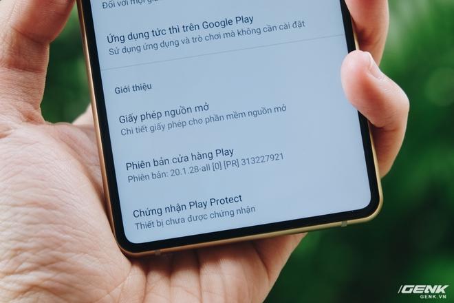BKAV phản hồi việc Bphone không đạt chứng chỉ Play Protect: Phải đạt 1 triệu máy/năm thì Google mới cấp - Ảnh 1.