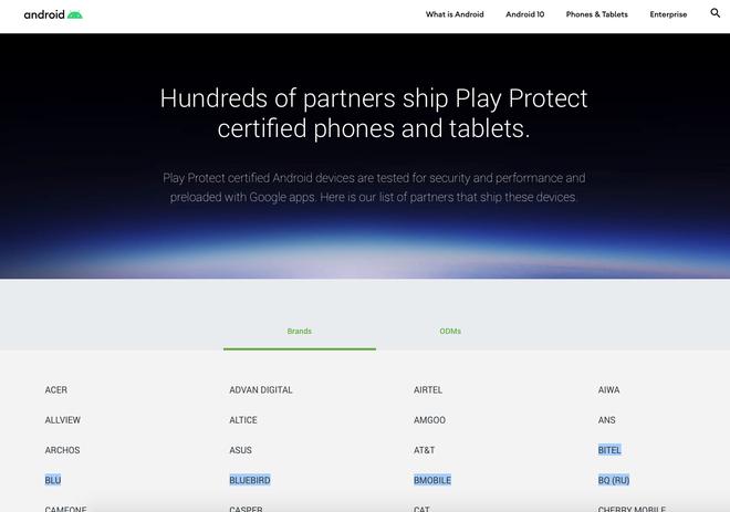 BKAV phản hồi việc Bphone không đạt chứng chỉ Play Protect: Phải đạt 1 triệu máy/năm thì Google mới cấp - Ảnh 3.