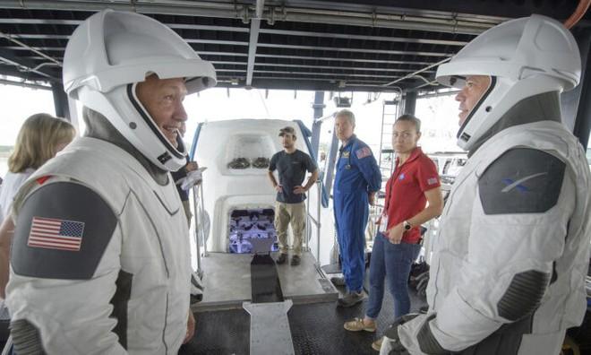 Một kỷ nguyên mới của ngành hàng không vũ trụ Mỹ chính thức bắt đầu - Ảnh 1.