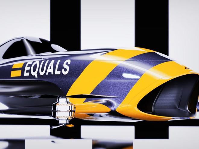 Giải đua xe bay đầu tiên thế giới sắp thành hiện thực: Diễn ra cuối 2020, dùng mẫu xe như trong phim viễn tưởng này để thi đấu - Ảnh 3.