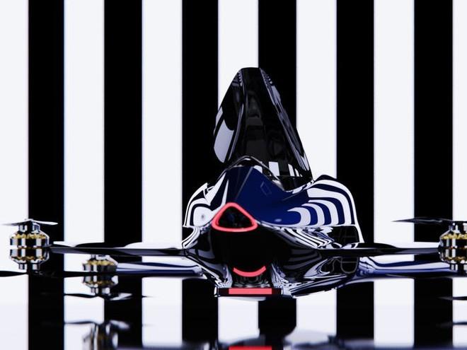 Giải đua xe bay đầu tiên thế giới sắp thành hiện thực: Diễn ra cuối 2020, dùng mẫu xe như trong phim viễn tưởng này để thi đấu - Ảnh 4.