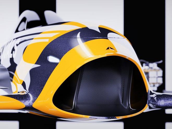 Giải đua xe bay đầu tiên thế giới sắp thành hiện thực: Diễn ra cuối 2020, dùng mẫu xe như trong phim viễn tưởng này để thi đấu - Ảnh 5.