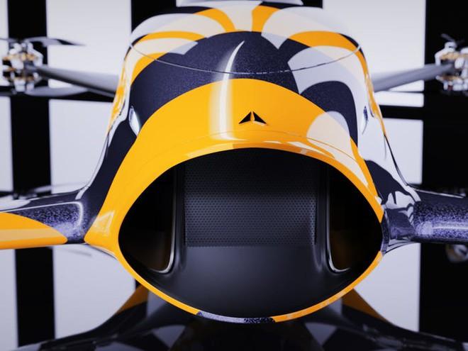 Giải đua xe bay đầu tiên thế giới sắp thành hiện thực: Diễn ra cuối 2020, dùng mẫu xe như trong phim viễn tưởng này để thi đấu - Ảnh 6.