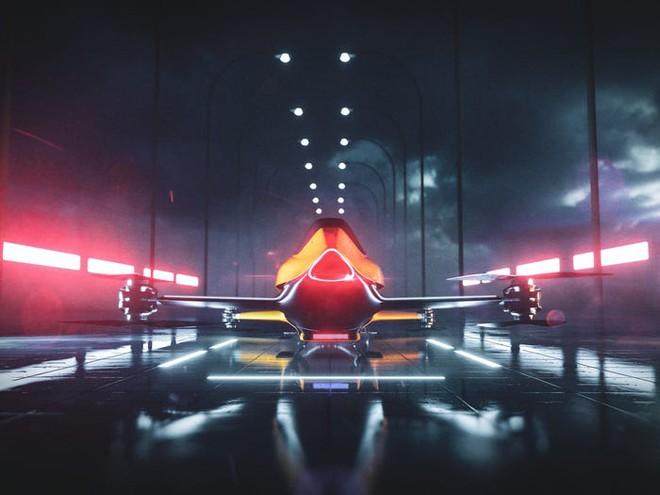 Giải đua xe bay đầu tiên thế giới sắp thành hiện thực: Diễn ra cuối 2020, dùng mẫu xe như trong phim viễn tưởng này để thi đấu - Ảnh 7.