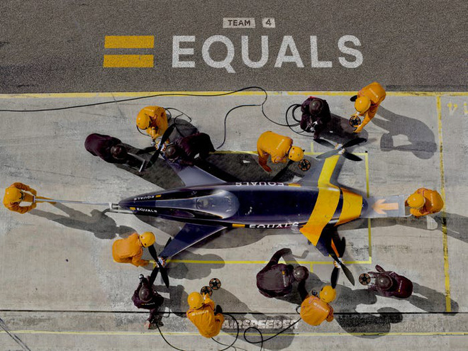 Giải đua xe bay đầu tiên thế giới sắp thành hiện thực: Diễn ra cuối 2020, dùng mẫu xe như trong phim viễn tưởng này để thi đấu - Ảnh 8.