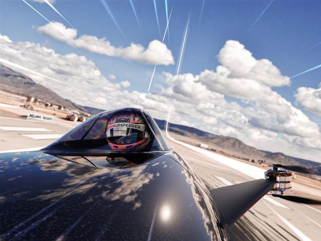 Giải đua xe bay đầu tiên thế giới sắp thành hiện thực: Diễn ra cuối 2020, dùng mẫu xe như trong phim viễn tưởng này để thi đấu - Ảnh 9.