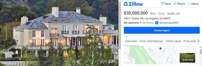 Nói là làm, Elon Musk đã bắt đầu rao bán nhà trên mạng, giá lên đến 30 triệu USD - Ảnh 2.
