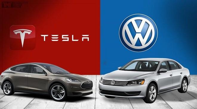 CEO Volkswagen thừa nhận Tesla vượt xa về phần mềm và khả năng tự lái - Ảnh 1.
