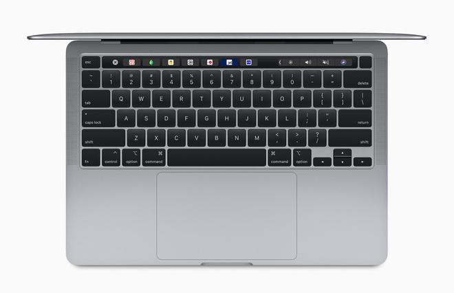 Apple ra mắt MacBook Pro 13 mới: Bàn phím Magic Keyboard bền hơn, chip Intel Core thế hệ 10, giá không đổi - Ảnh 2.
