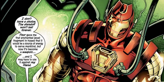 Điểm danh 10 khả năng kì dị của bộ giáp Iron Man, fan cứng có khi còn không nhớ hết - Ảnh 5.