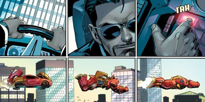 Điểm danh 10 khả năng kì dị của bộ giáp Iron Man, fan cứng có khi còn không nhớ hết - Ảnh 7.