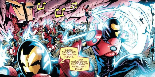 Điểm danh 10 khả năng kì dị của bộ giáp Iron Man, fan cứng có khi còn không nhớ hết - Ảnh 9.