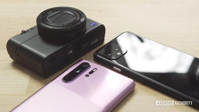 Có thể bạn chưa biết: HĐH Android ban đầu được phát triển cho máy ảnh, chứ không phải điện thoại - Ảnh 1.