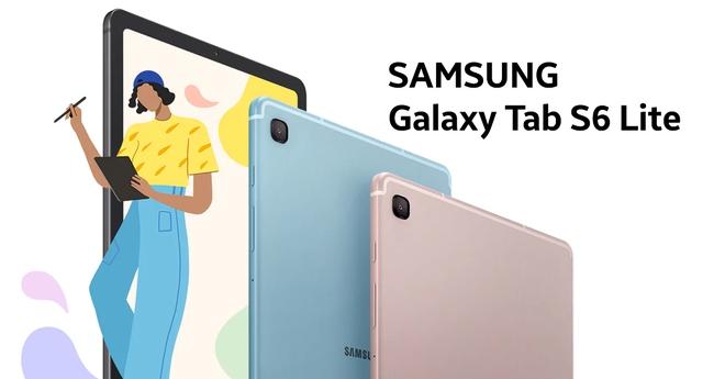 Galaxy Tab S6 Lite ra mắt tại VN: Hỗ trợ S Pen, giá 9.99 triệu đồng - Ảnh 3.