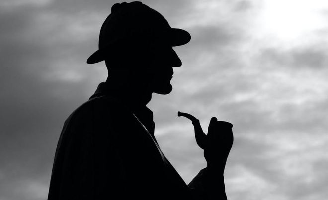 Tưởng không liên quan nhưng Sherlock Holmes đã từng xuất hiện trong vũ trụ Marvel.